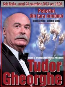 Tudor Gheorghe - Pelerini din tara nimanui - Sala Radio