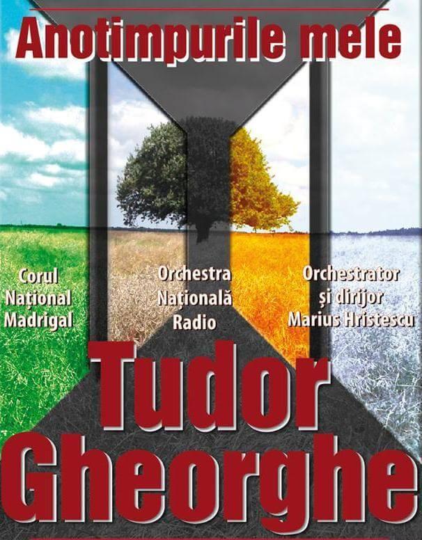Tudor Gheorghe Concertul Simfonic Anotimpurile mele