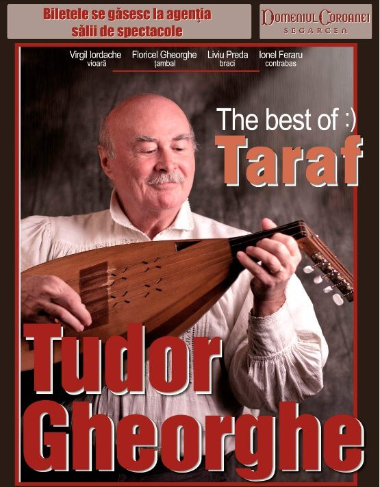 Tudor Gheorghe - The Best of Taraf 2015