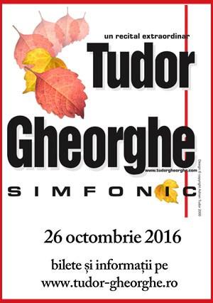 Toamna Simfonic Aniversar - 2016